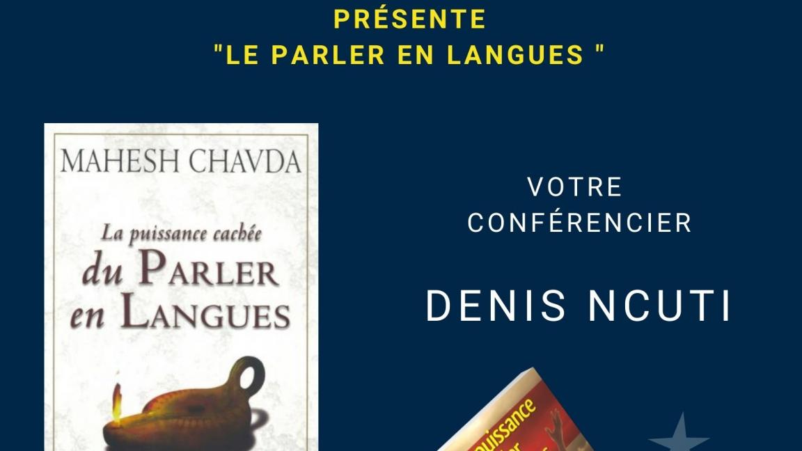 La puissance de parler en langues