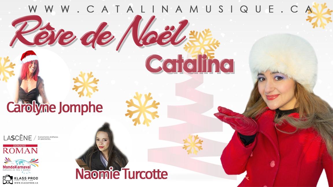 Rêve de Noël -Catalina-