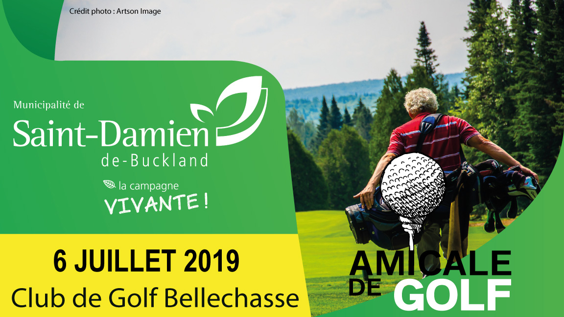 Amicale de Golf 2019 Saint-Damien