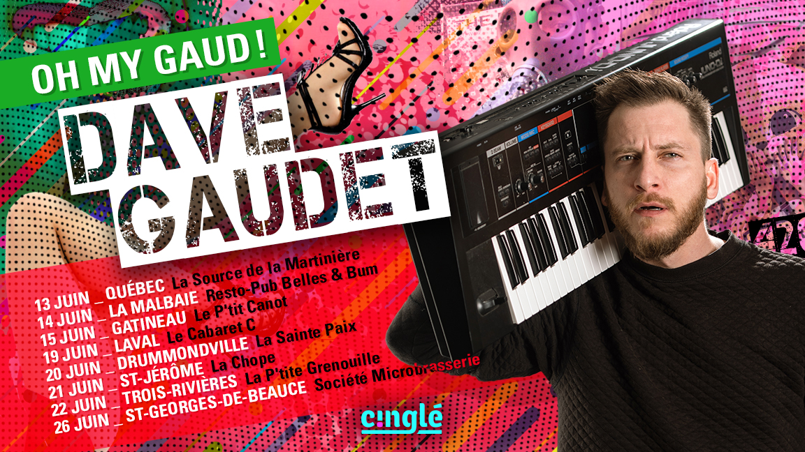 Oh my Gaud!- La Malbaie