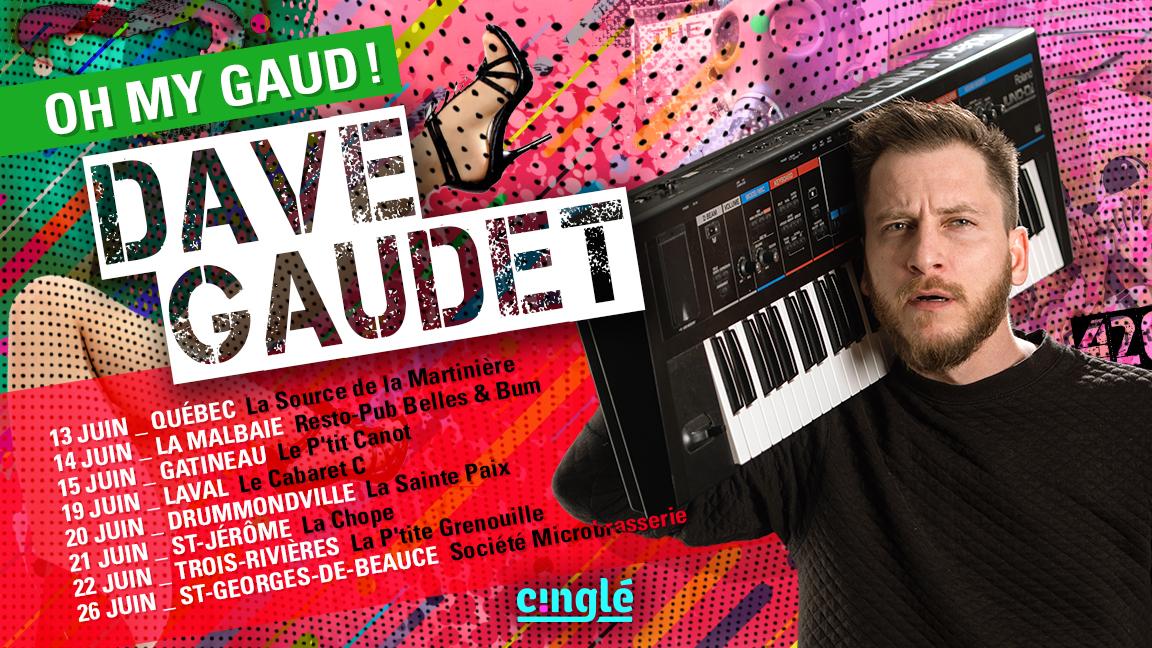Oh my Gaud! - Saint-Jérôme