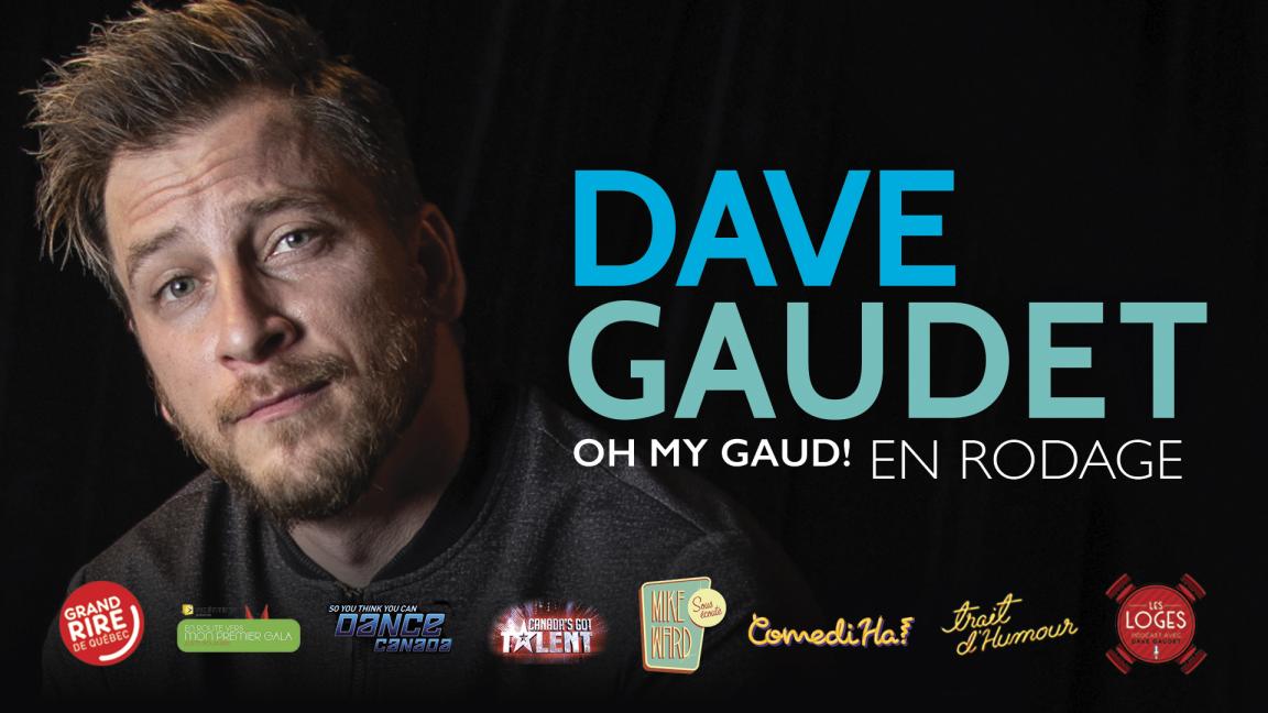 Dave Gaudet en rodage - Québec