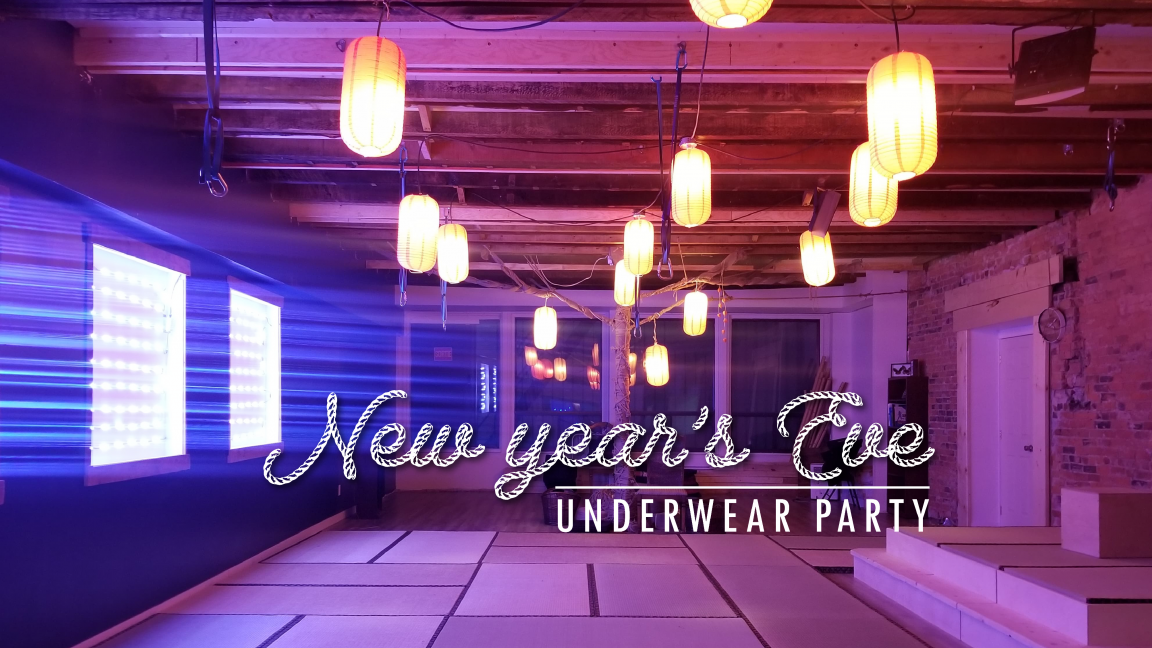 New Year's Eve Underwear Party!