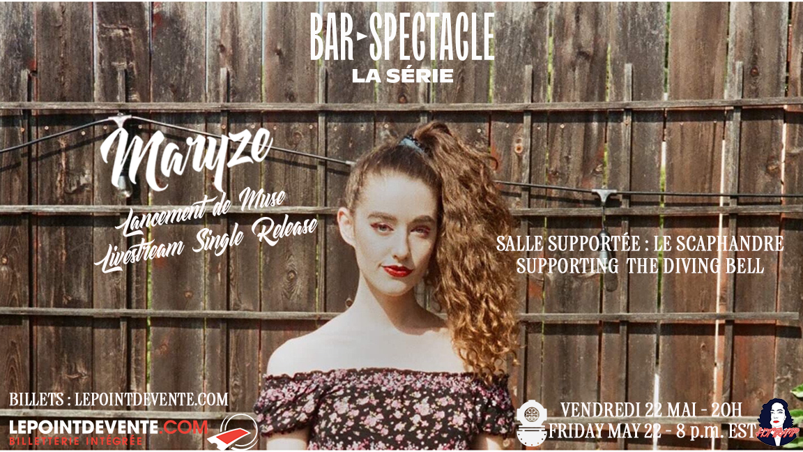 Maryze - Bar Spectacle la série virtuelle