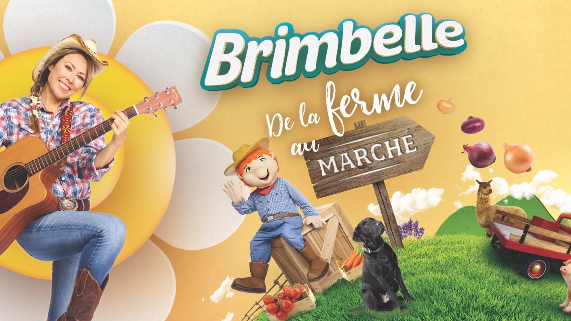 Brimbelle, De la ferme au marché