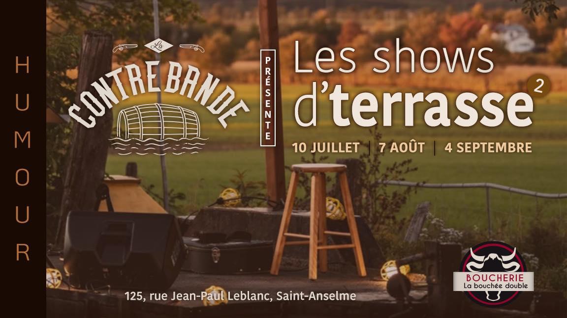 Le Show d'Terrasse