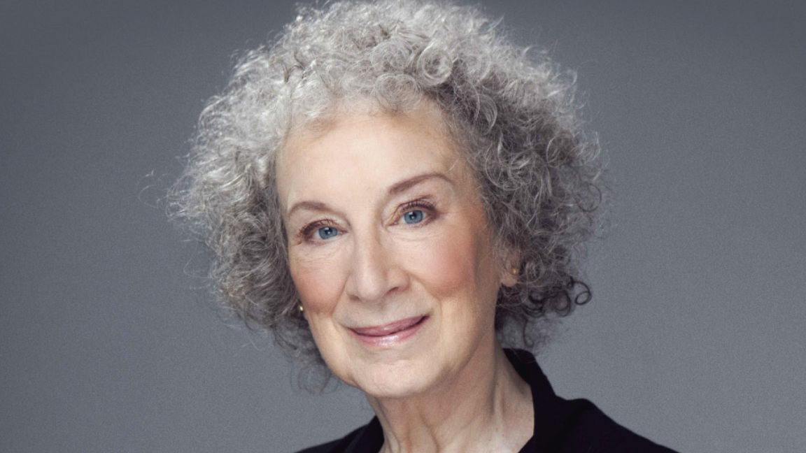 Une conversation avec Margaret Atwood animée par Marie Laberge