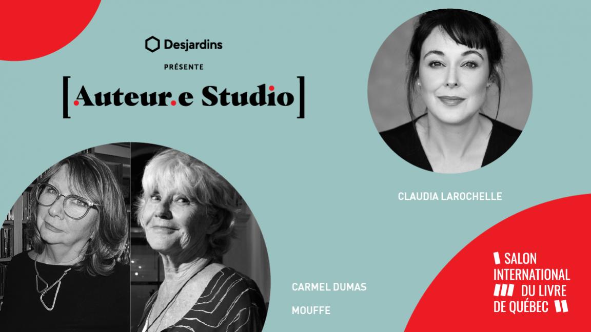 VIRTUEL - Mouffe et Carmel Dumas, une rencontre animée par Claudia Larochelle