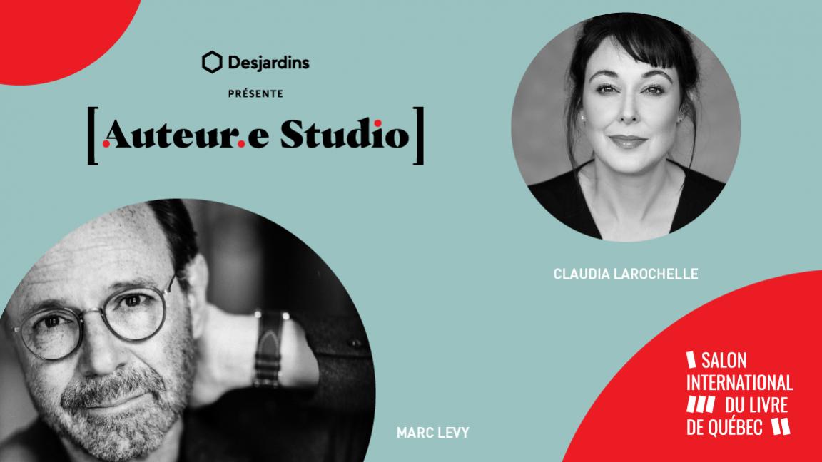 VIRTUEL - Marc Levy, une rencontre animée par Claudia Larochelle