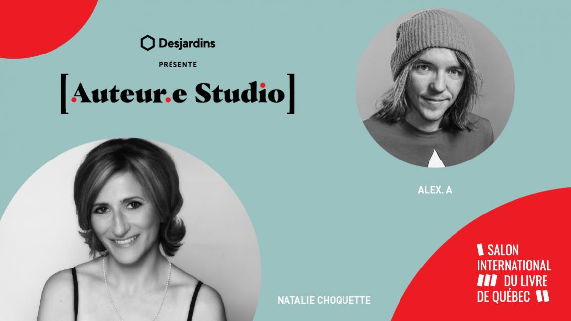 VIRTUEL - Prestation Jeunesse - Natalie Choquette, Zouki dans le métro, Alex.A, L'Agent Jean