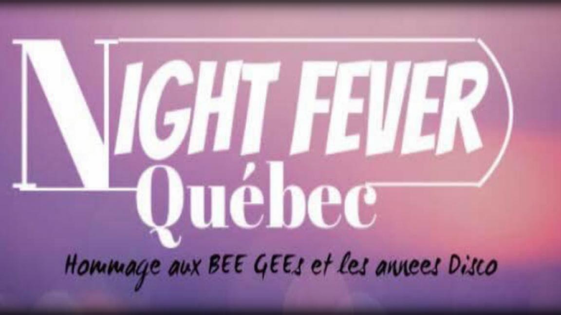 Hommage aux Bee Gees et aux années Disco
