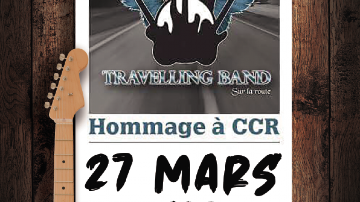 Travelling Band Hommage à CCR