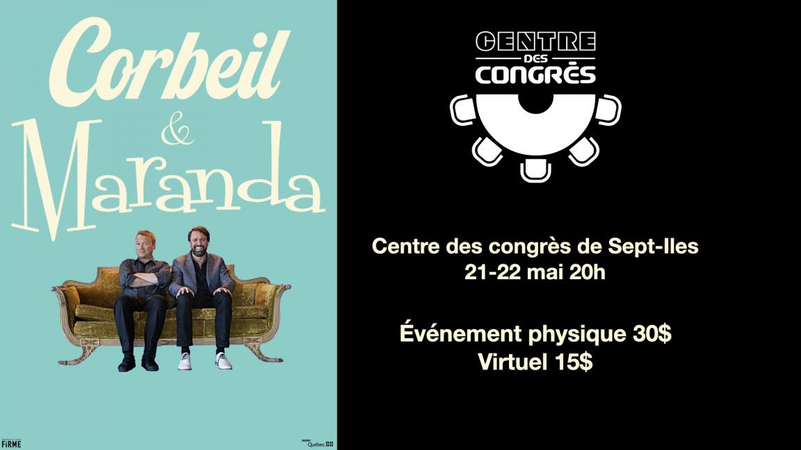 Corbeil et Maranda (Virtuel)