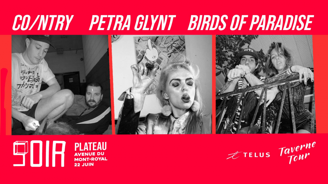 Co/ntry - Petra Glynt - Birds of Paradise