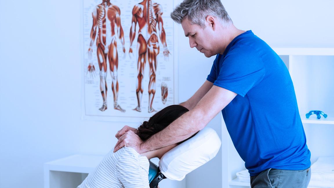 Formation - Massage sur chaise
