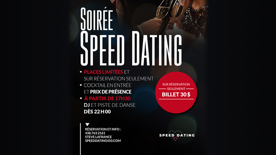 speed dating laval quebec