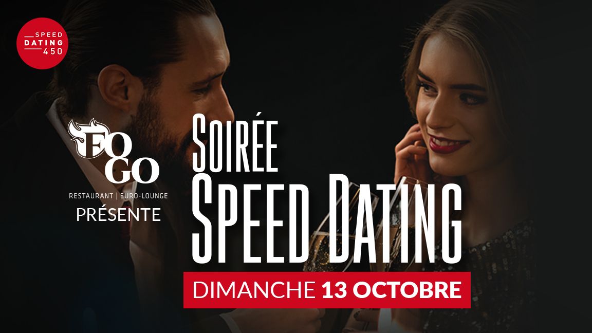 Soirée Speed Dating au Fogo