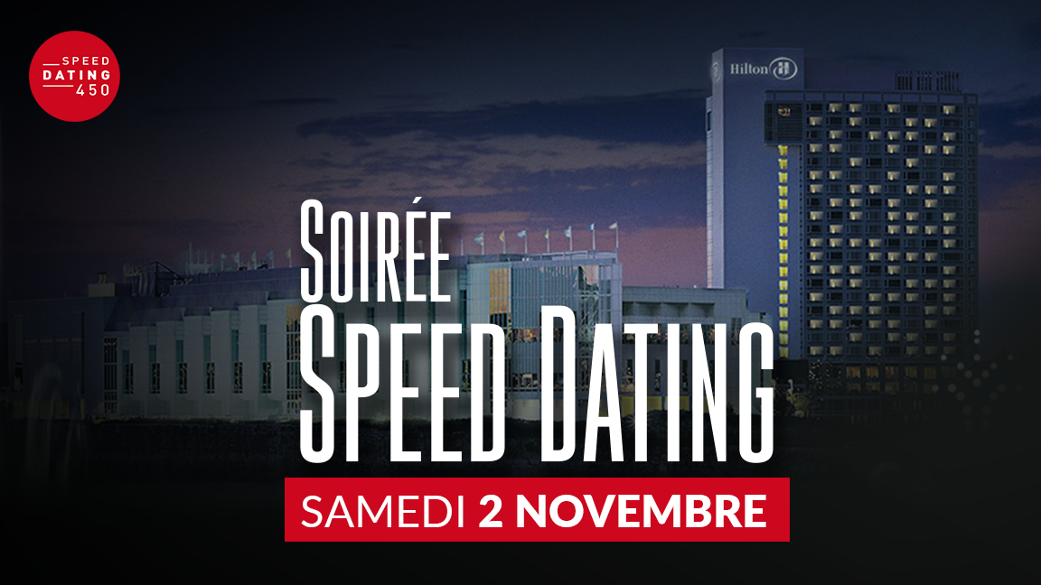 Soirée Speed Dating au Casino Lac-Leamy