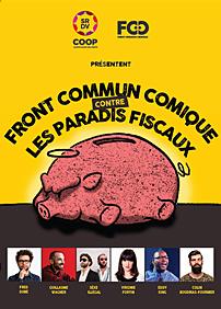 LE FRONT COMMUN COMIQUE