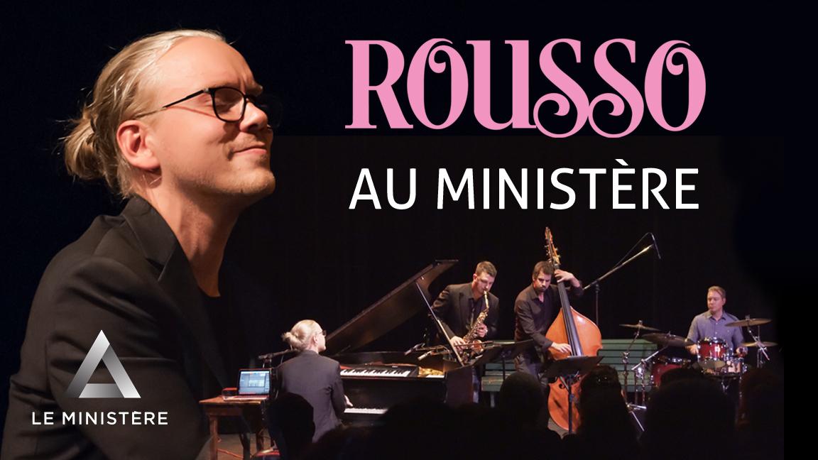 Rousso au Ministère