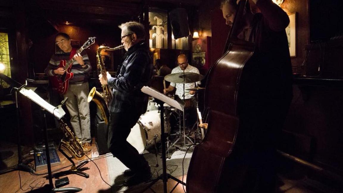 Janis Steprans Quartet