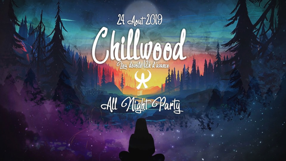 Chillwood - Purple Rain 2