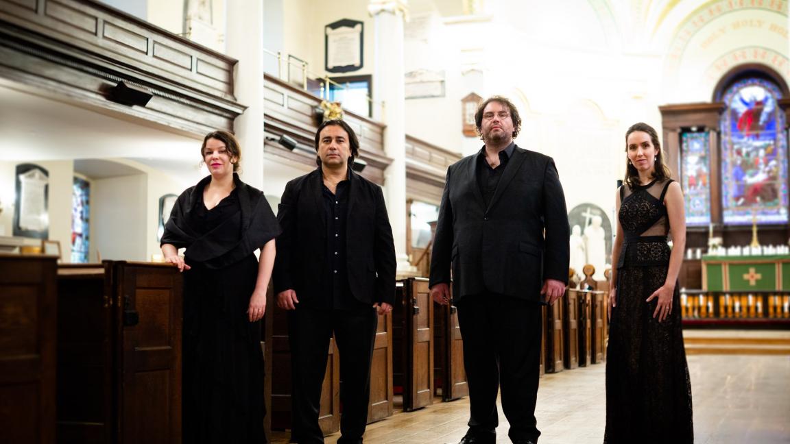 Quatuor Somptua : Le Premier Noël