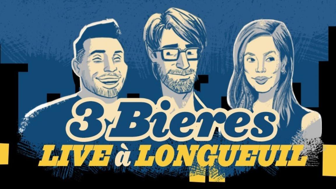 3 Bières - Série Podcast