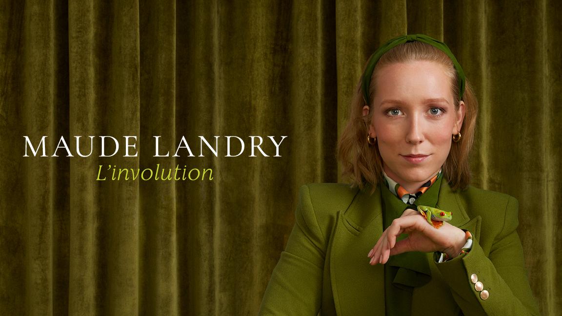 L'INVOLUTION   Maude Landry