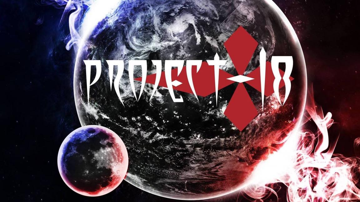 Lancement d'album Project-18 et Midnight Tribe en 1 ère partie
