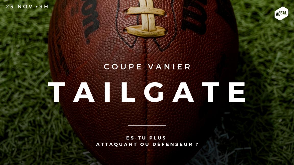 TAILGATE COUPE VANIER // FONDS ALPHA x COMITÉ CPA