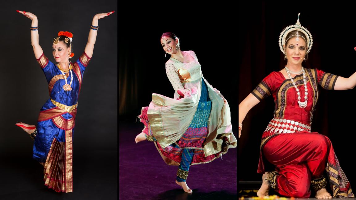 Danses classiques indiennes