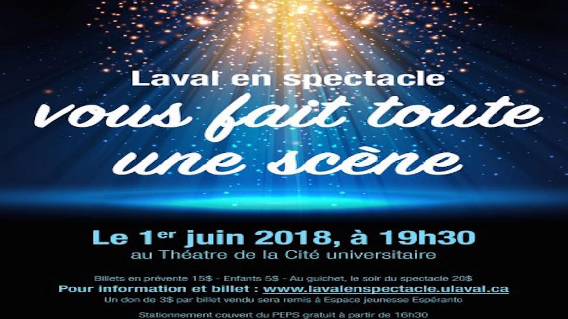 Laval en spectacle