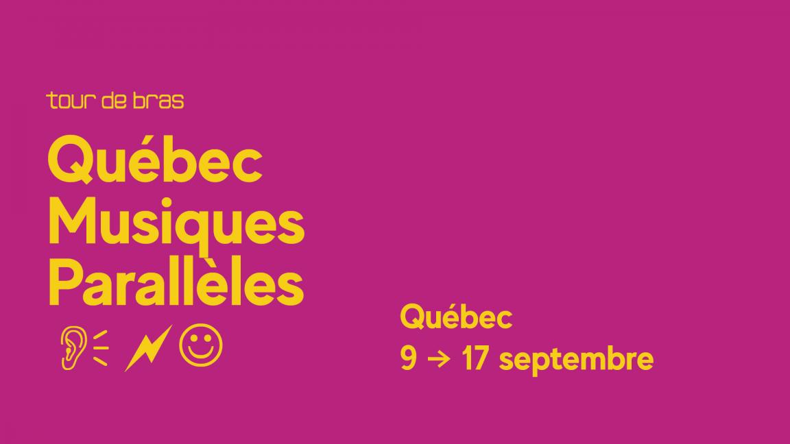Québec Musiques Parallèles