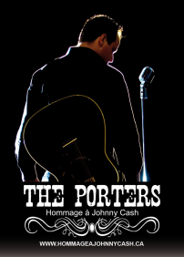 THE PORTERS (HOMMAGE À JOHNNY CASH)