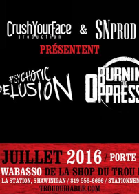Burning the Oppressor-Nova Spei-Psychotic Delusion-Becoming the Bully