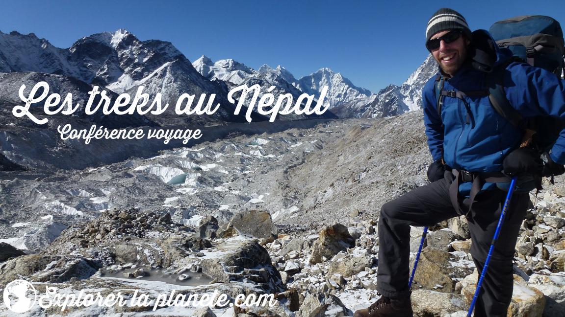 Conférence-voyage sur les treks au Népal (à Shawinigan)