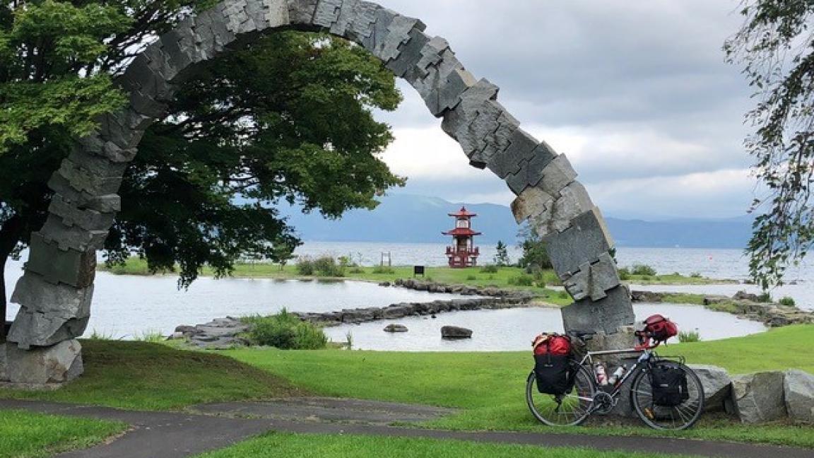 Le Japon à vélo, l'île d'Hokkaido