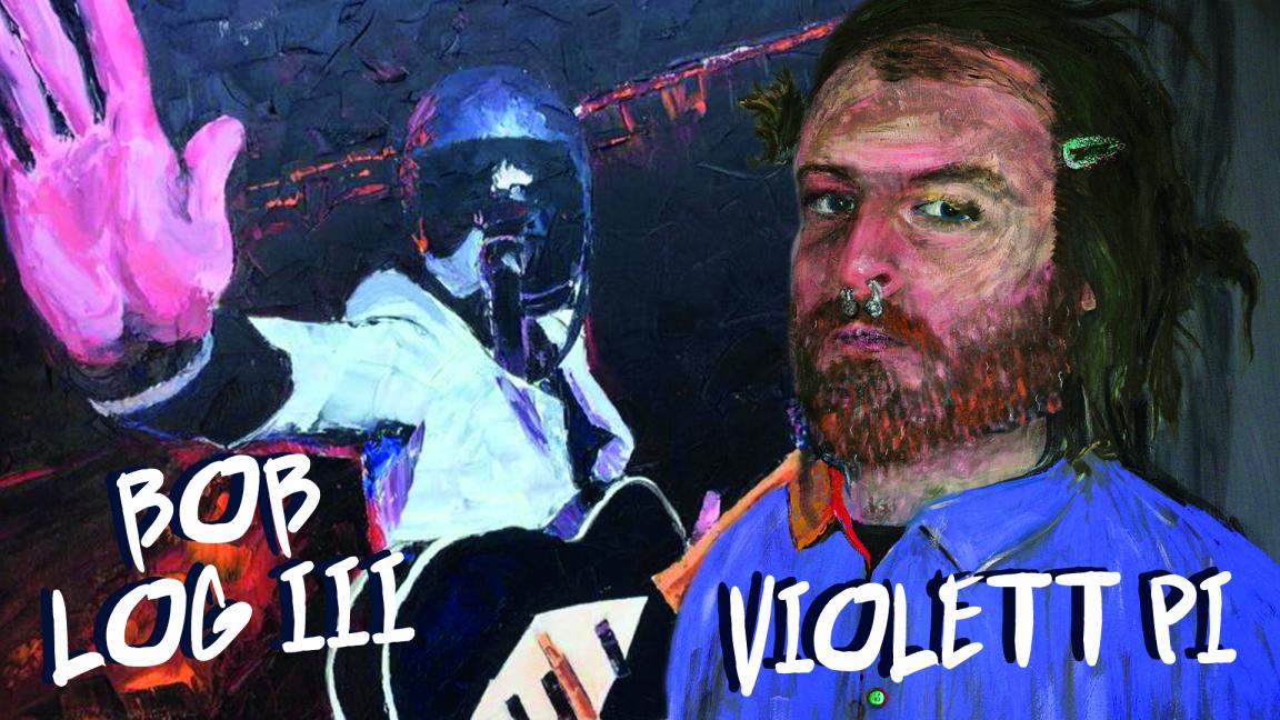 VIOLETT PI + BOBLOG III (PLATEAU DOUBLE)