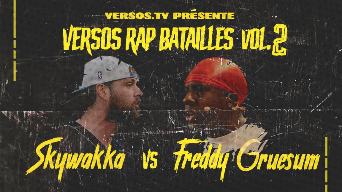 Versos Rap Batailles Vol.2