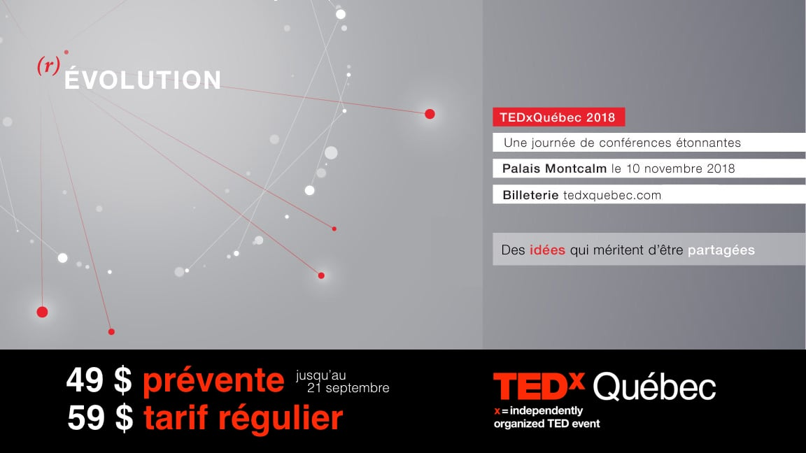 TEDxQuebec 2018