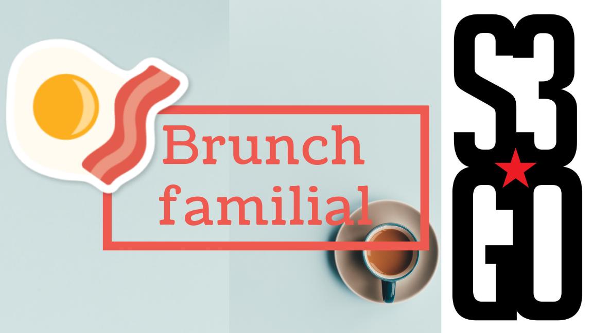 BRUNCH FAMILIAL