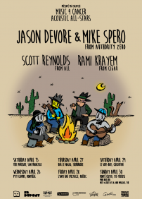 Rude Mekanicals & Solotech present Jason Devore & Mike Spero – April 26th 2017 – Petit Campus, Montréal, QC