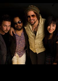 Greenland & evenko présentent Rusted Root – 4 juin 2017 – Cafe Campus, Montreal, QC