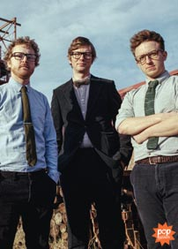 Greenland, evenko & Pop Montreal present Public Service Broadcasting – September 16th 2017 – Le Belmont, Montréal, QC