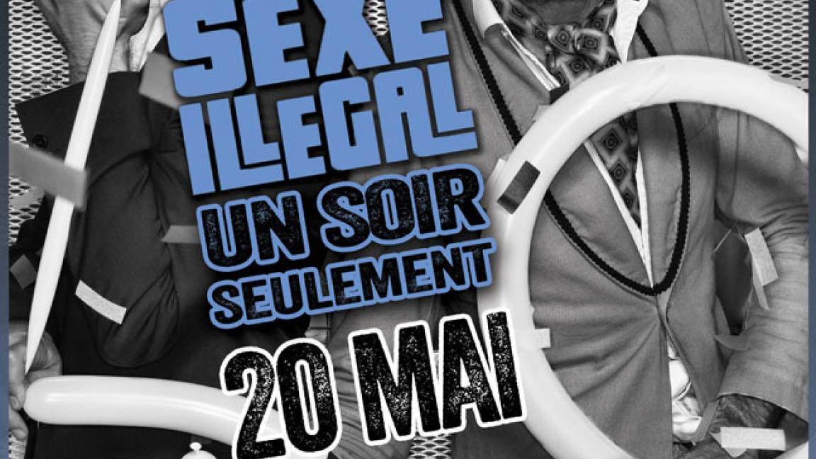 Sèxe Illégal - Un Soir Seulement