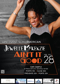 Jewelle McKenzie