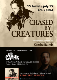 Chased By Creatures