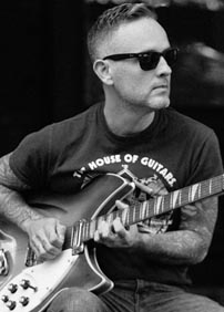 Greenland & evenko present Dave Hause & The Mermaid – August 20th 2017 – Bar Le Ritz PDB, Montréal, QC