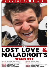 Lost Love, Maladroit